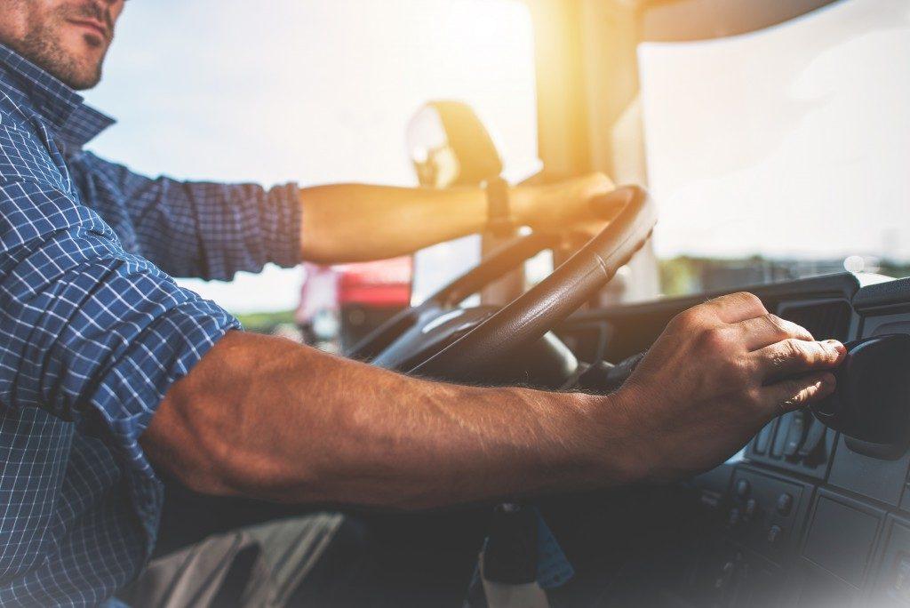 Truck Driver's Employment Status